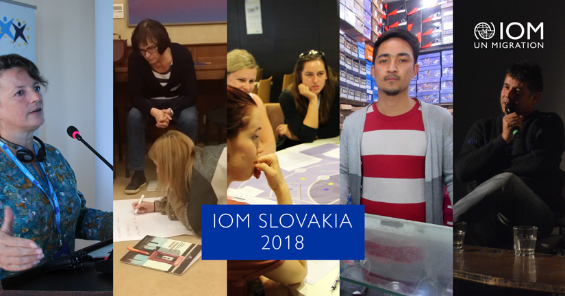 Results And Achievements of IOM Slovakia in 2018