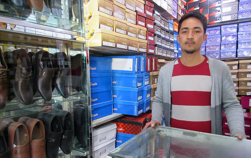 IOM Client Story - Ahmad from Afghanistan