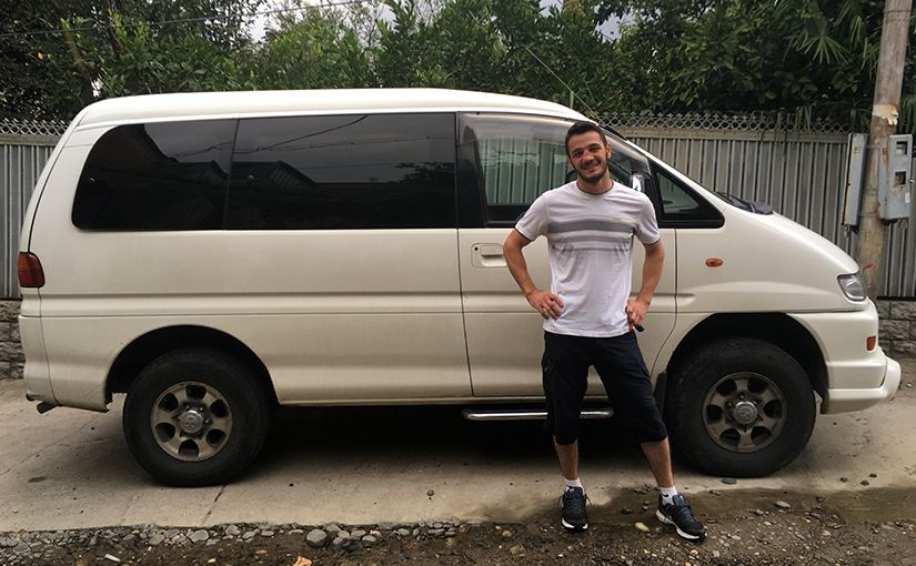 Emre From Georgia: A Good Idea Gave Me a Job, I Do Not Need to Search For It Abroad