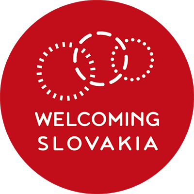 IOM - Welcoming Slovakia - the brand of events of IOM Migration Information Center