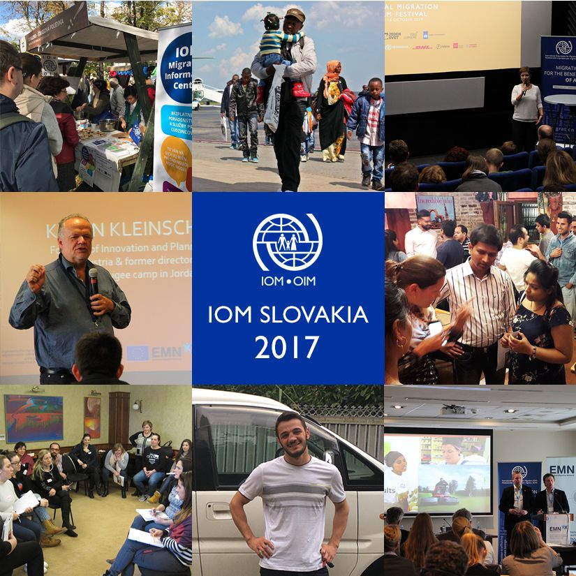 Results of IOM Slovakia in 2017