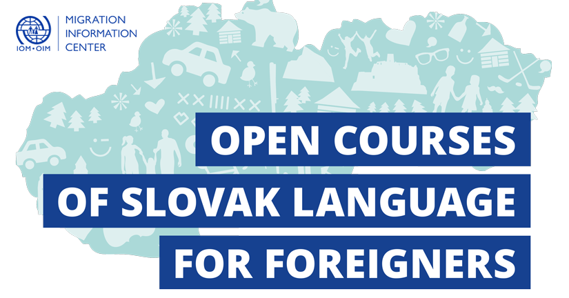 2965f2e5e MIC IOM - Next Courses of Slovak Language for Foreigners in Bratislava and  Košice from 14